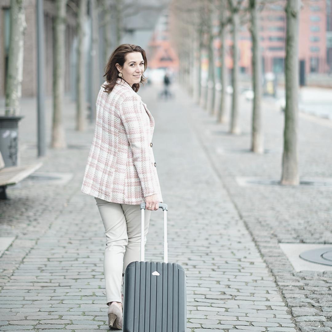 online marketing op reis